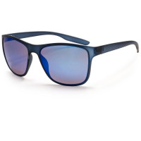 Bloc Cruise 2 Sunglasses Crystal Blue - Blue Mirror CAT.3 Lens