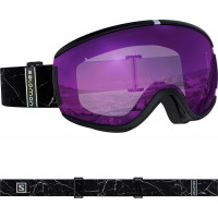 Salomon Ivy Womens Goggles Black Marble