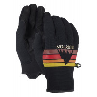 Burton Formula Mens Gloves True Black Sunset