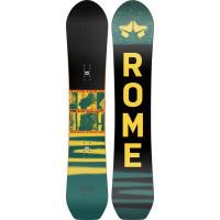 Rome Stale Crewzer Mens Snowboard 2021 158cm
