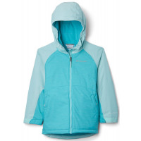 Columbia Alpine Action II Girls Jacket G-Geyser, Spray