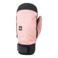 686 Mountain Mitts Dusty Pink Hyperchromic