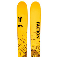Faction Prodigy 2.0 Skis Wells Lamont Collab 2021
