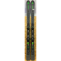 Atomic Redster X9 WB AFI Ex-Demo Skis + X12 GW Bindings 2021 168cm