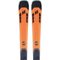 K2 Disruption 78C 2021 Skis + M3 11 QC Bindings