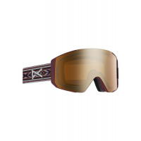 Anon Sync Womens Goggles Bohemian - Sonar Bronze + Spare Lens 2020
