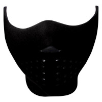 Manbi Adult Neoprene Face Mask Black