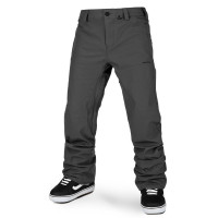 Volcom Freakin Snow Chino Men's Pants Dark Grey