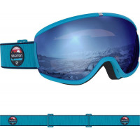 Salomon Ivy SIGMA Womens Goggles Blue Bird