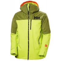 Helly Hansen Straightline Lifaloft Mens Jacket Azid Lime 2020