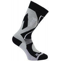Dare 2b Womens Construct Ski + Snowboard Socks Black