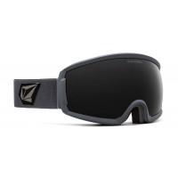 Volcom Migrations Goggles Grey - Dark Grey Lens
