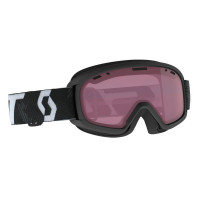 Scott Jr Witty Junior Goggles Team Black/White - Enhancer Lens