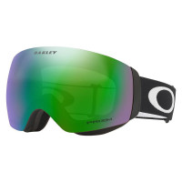 Oakley Flight Deck XM Goggles Matte Black-Prizm Snow Jade Lens