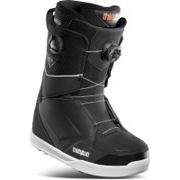 Thirtytwo Lashed Double BOA Mens Snowboard Boots Black 2021
