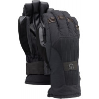 Burton Mens Support Gloves True Black