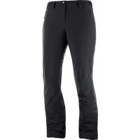 Salomon Icemania Womens Pants Black 2020