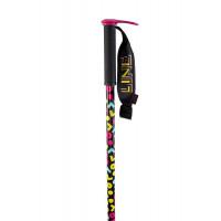 Line Hairpin Womens Ski Poles Confetti