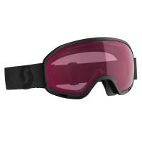 Scott Unlimited II OTG Goggles Black - Enhancer Lens