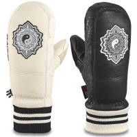 Dakine Team Lotus Womens Mitts Jamie Anderson White