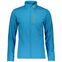 Scott Defined Tech Midlayer Jacket Racer Blue