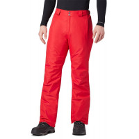Columbia Bugaboo IV Mens Pants Mountain Red