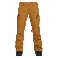 Burton Gloria Insulated Womens Pants Squashed