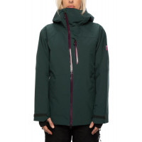 686 GLCR Women's Hydra Insulated Jacket Dark Spruce
