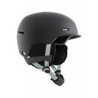 Anon Raven Womens Ski + Snowboard Helmet Grey
