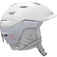 Salomon Sight W MIPS Womens Ski + Snowboard Helmet White Pop