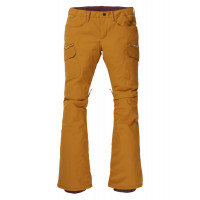 Burton Gloria Insulated Womens Pants Harvest Gold