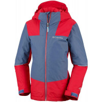 Columbia Snow More Kids Jacket Dark Mountain