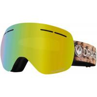 Dragon X1s Womens Goggles Lynxxx - Lumalens Gold Ionized + Lumalens Amber Lens 2020