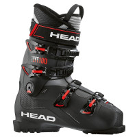 Head Edge LYT 100 Mens Ski Boots 2021 Black/Red