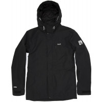 Planks Feel Good Insulated Mens Jacket Black