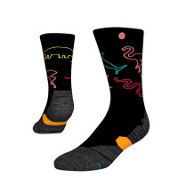 Stance You Are Silly Kids Performance Snow Socks Black