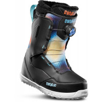 Thirtytwo Zephyr BOA Womens Snowboard Boots Black/Blue/White 2020