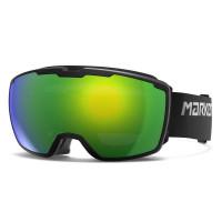 Marker Perspective+ Goggles Black - Green Plasma Mirror + Clarity Mirror Lens