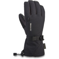 Dakine Leather Sequoia Gore-Tex Womens Gloves Black
