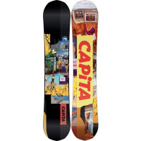 Capita The Outsiders Mens Snowboard 2021 158cm