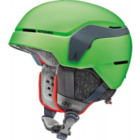 Atomic Count JR Ski + Snowboard Helmet Green
