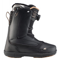 K2 Sapera HEAT BOA Womens Snowboard Boots Black 2020