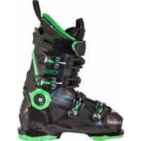 Dalbello DS 120 GW Mens Ski Boots 2021 Black/Green Race