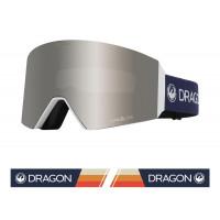 Dragon RVX OTG Goggles Camper - Lumalens Silver Ion + Lumalens Yellow 2021