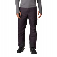 Columbia Hero Snow Mens Pants Dark Purple