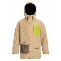 Analog Solitary Mens Jacket Safari 2020