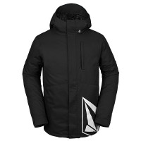 Volcom 17Forty Ins Men's Jacket Black