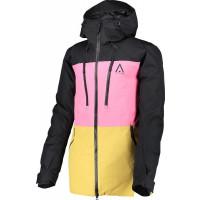 Wear Colour Grid Mens Jacket Black 2020