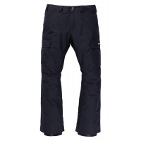 Burton Cargo Tall Mens Pants True Black