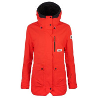 Planks All-time Insulated Womens Jacket Hot Red